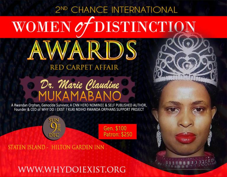 Huit femmes dont des  Africaines seront honorées à New York