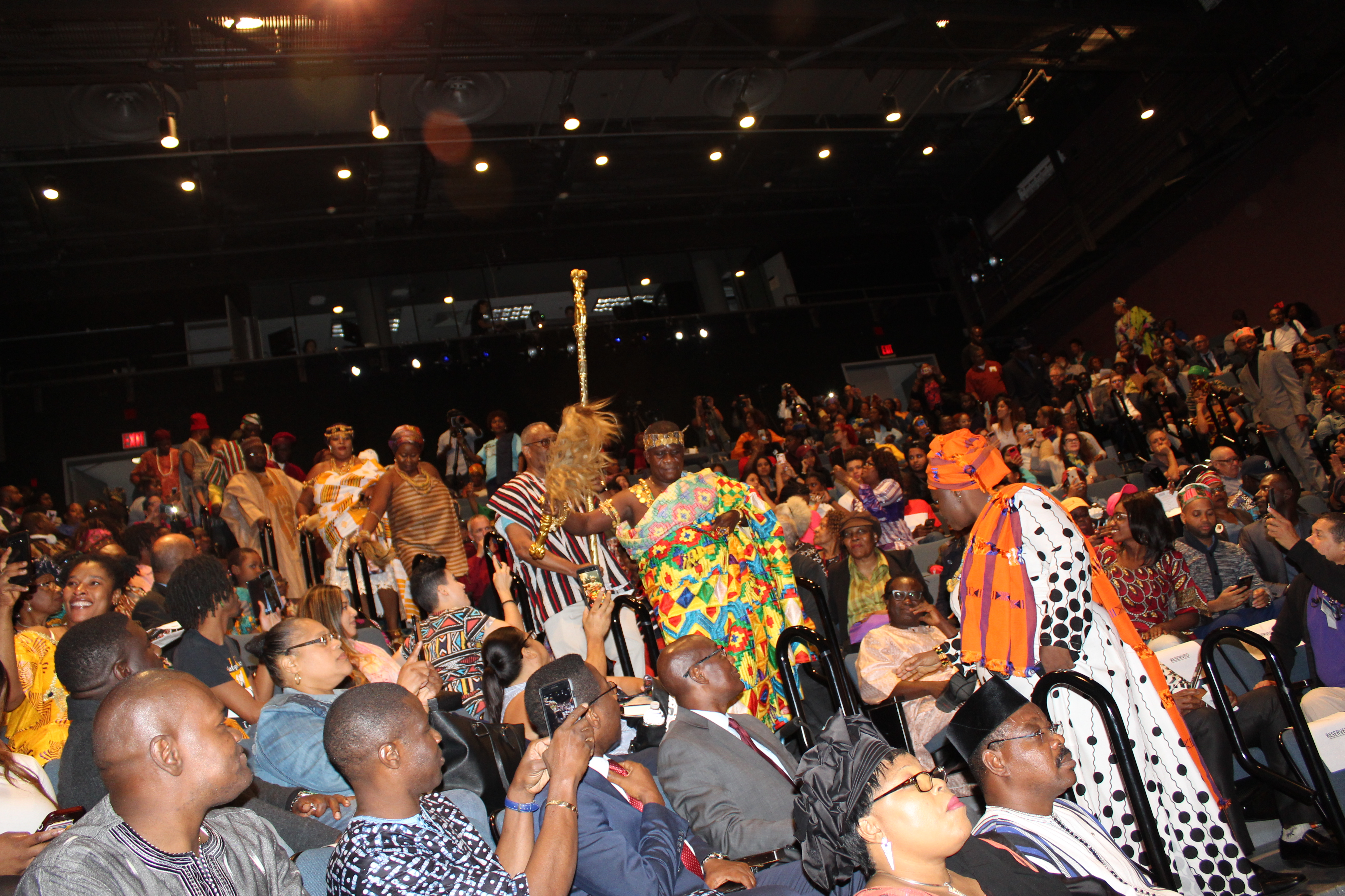 African Heritage Month in the Bronx : Keeping African culture alive