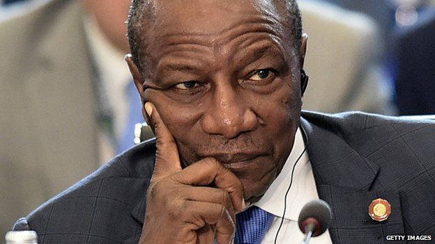 Guinea opposition rejects Conde's 'constitutional coup d'etat' plans