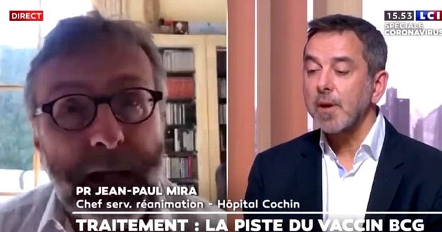 Covid – 19 : 2 top French doctors said on live TV that coronavirus vaccines should be tested on poor Africans, leaving viewers horrified