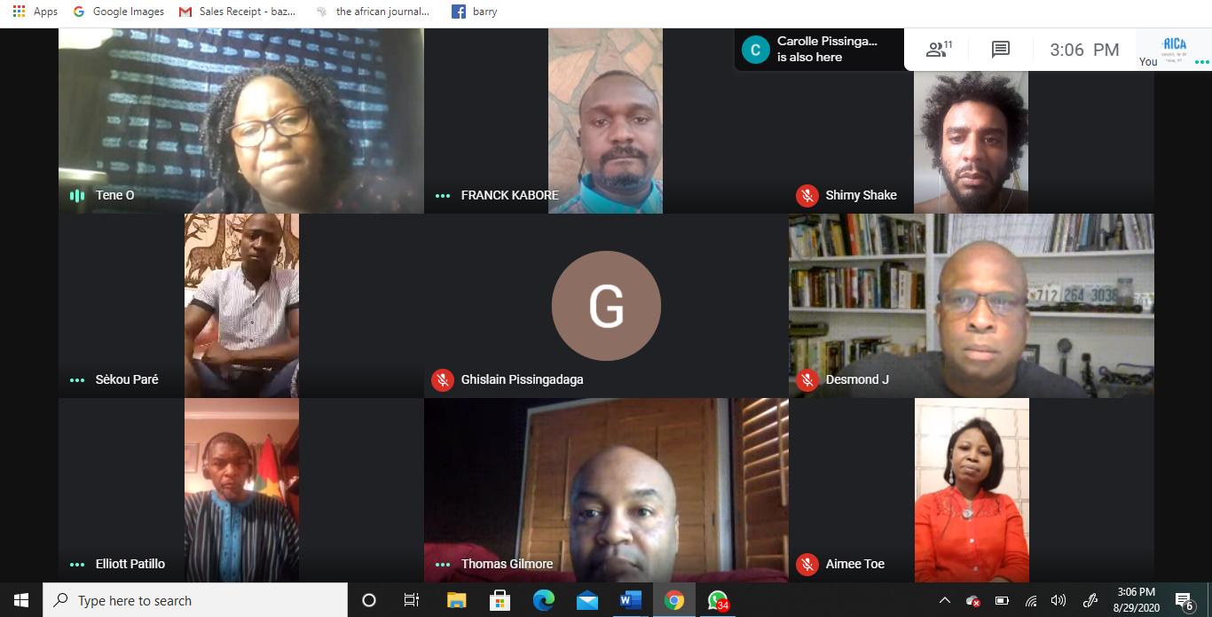 L'ONG AZAABAN: Ces Noirs Américains qui ont hâte de découvrir le Burkina Faso