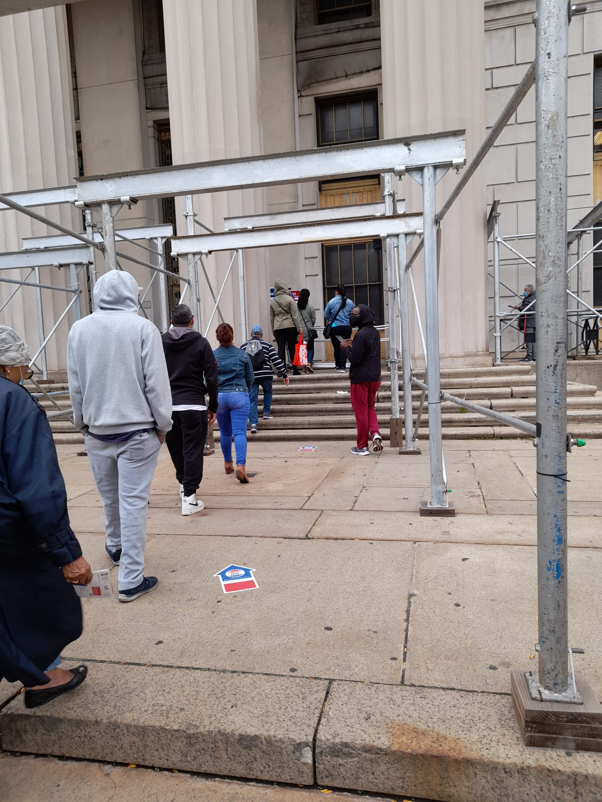 Presidential elections: early voting has begun