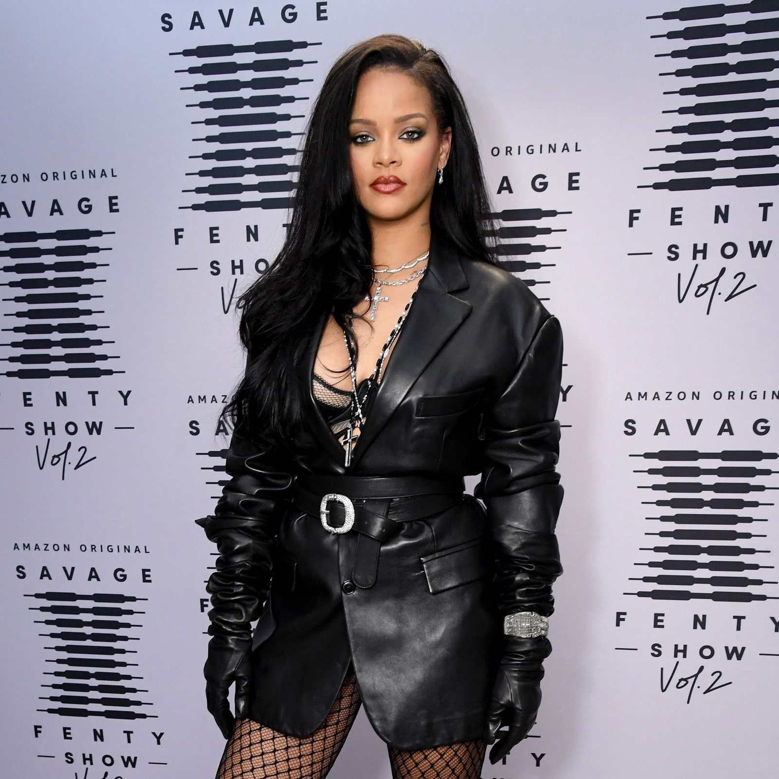 """Rihanna is back with a new lingerie extravaganza for Amazon Prime Video – """"Savage X Fenty Show Vol. 2."""""""