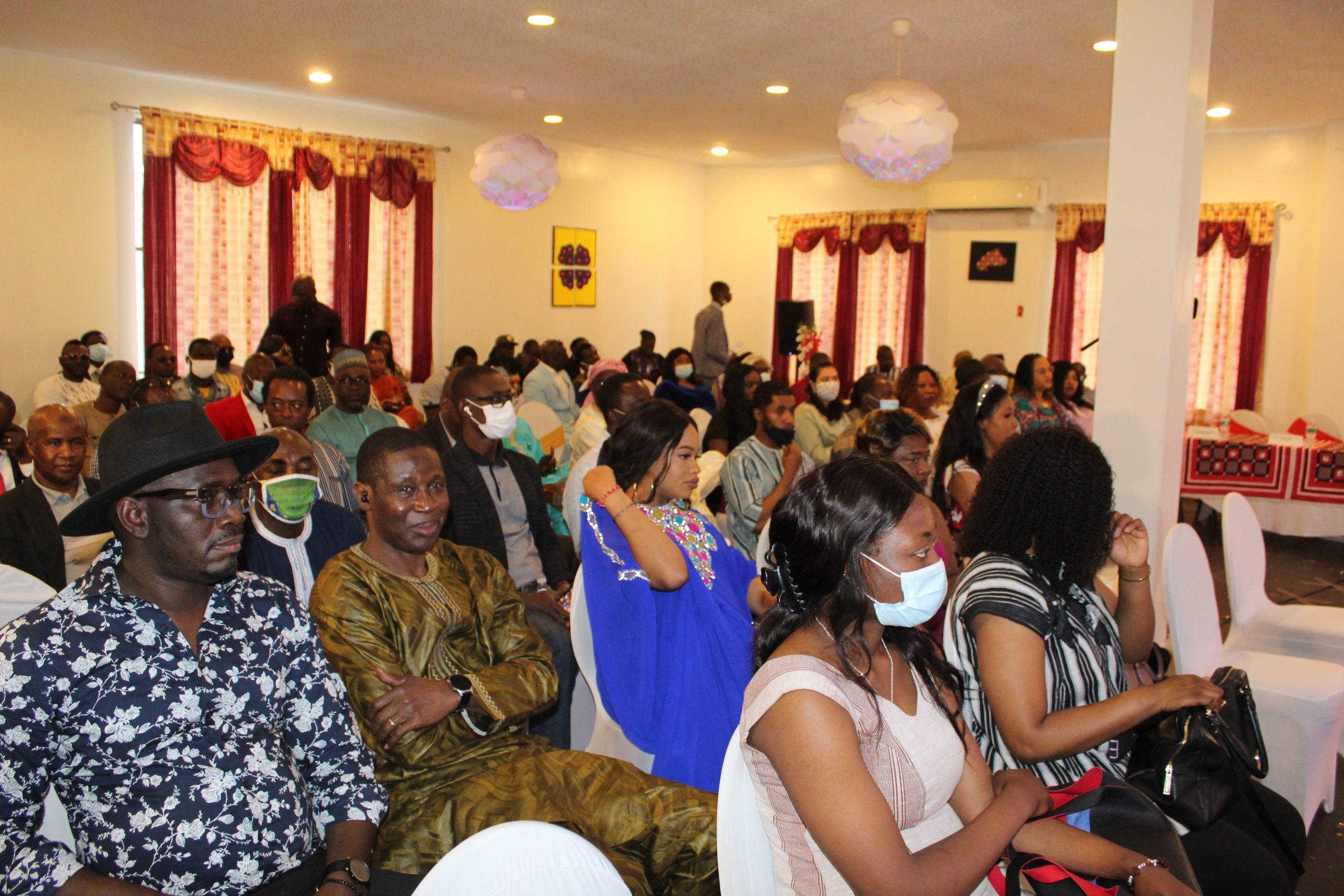 L'Association des Burkinabè de New York a lancé ses activités culturelles au son de l'Orchestre de la Diaspora