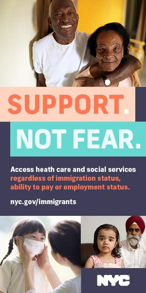 All New Yorkers have the right to get support: The NYC Mayor's Office of Immigrant Affairs