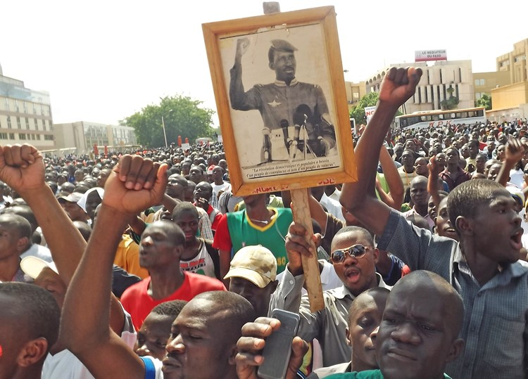 L'assassinat de Thomas Sankara a signifié le renversement d'une révolution populaire